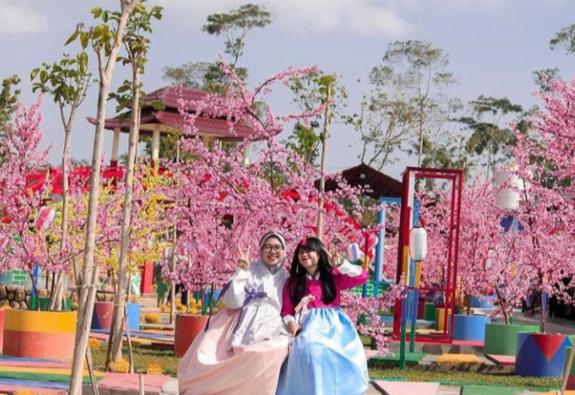 Tempat Wisata Kampung Korea Kediri Jawa Timur